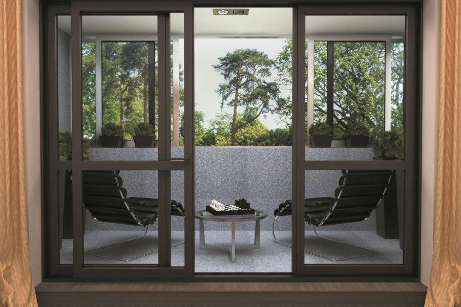 """Остекление балконов и лоджий в калуге по доступной цене """"ком."""